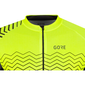 GORE WEAR C3 Trikot Herren neon yellow/black